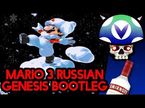 [Vinesauce] Joel - Mario 3 Russian Genesis Bootleg