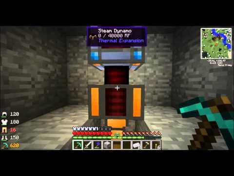 Monster FTB LP Episode 3 - Thermal Expansion Power Part 2