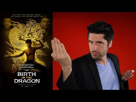 Thumbnail: Birth of the Dragon - Movie Review