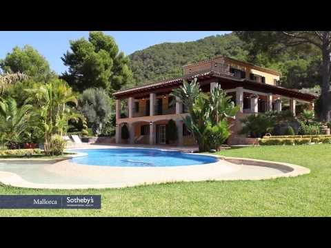 Luxury Property With Two Houses, And Pool, Gorgeous Views Of Port Andratx, Mallorca - 6190