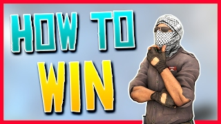 HOW TO WIN A ROUND IN CS:GO