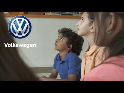 Volkswagen - The Human Crossing