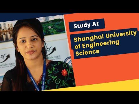 Study in Shanghai University of Engineering Science(SUES) | MalishaEdu | Study Abroad