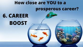 "Boost - Video 6 - Series ""9 Strides to a Prosperous Career"""