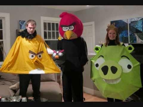 angry bird halloween theme song