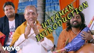 Uttama Villain - Uttaman Introduction Video   Kamal Haasan, Pooja Kumar   Ghibran
