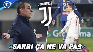 La Juve de Maurizio Sarri sous le feu des critiques | Revue de presse