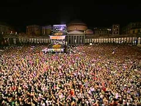 Santana, Jingo, Napoli, Italy, July 17, 2004