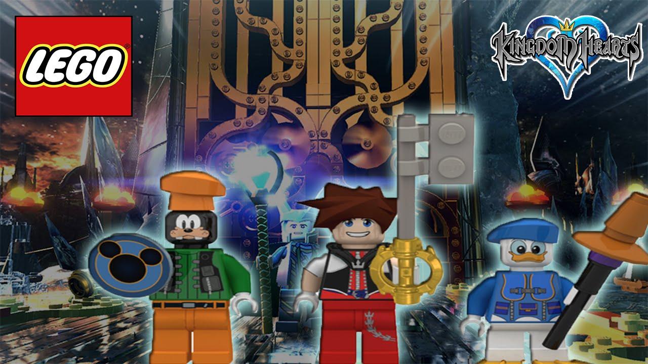 Kingdom Hearts   Build