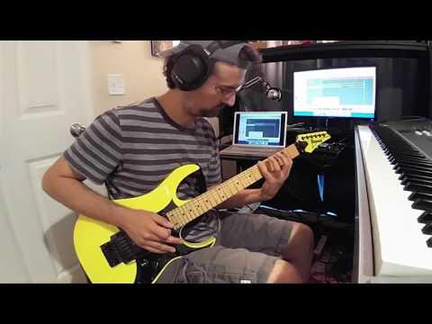 Ibanez RG 550 Desert Yellow 1987 Fender Supersonic