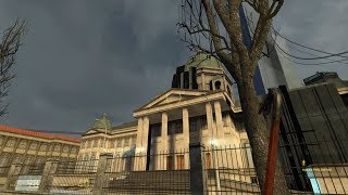 Half-Life 2 | Part 24 of 28 | Townhall tourist
