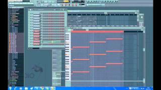 Rihanna S&M Fl Studio Remake(instrumental & karaoke)