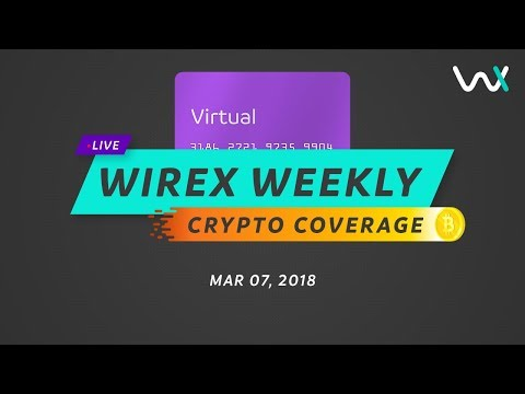 Crypto Coverage - Card Update? Bitcoin Price Drop? Mt Gox? 9/03/2018 (live Streamed 07/03/2018)