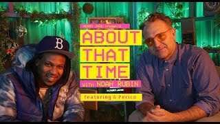 G Perico Talks Life in Los Angeles, New Music, and Grilling On Charcoal | ABOUT THAT TIME