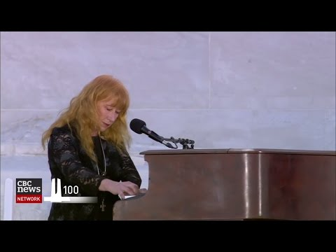 Loreena McKennitt - Dante's Prayer (Live at Vimy Ridge 100th commemoration)