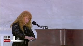 Loreena McKennitt - Dante's Prayer (Live at Vimy Ridge 100th commemoration)