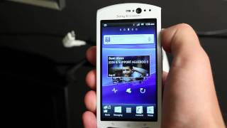 Gambar cover Sony Ericsson Xperia software update features