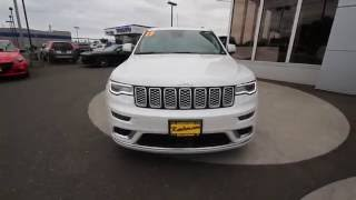 2017 Jeep Grand Cherokee Summit | Ivory | HC602849 | Mt Vernon | Skagit |