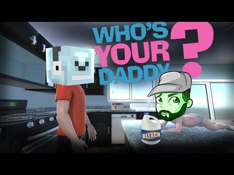 Whos your Daddy - Stupid Fun and Games with Mitch and Callum!