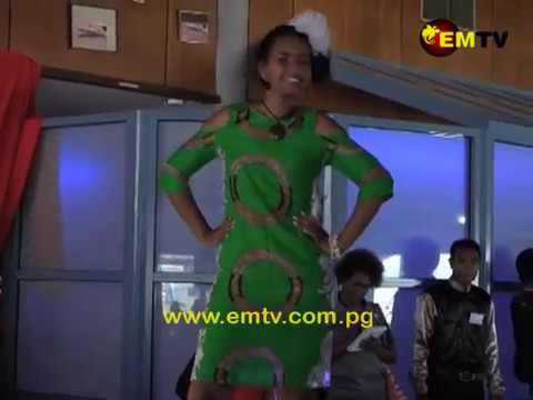 Fashion Show Fundraiser for Miss Pacific Island Pageant PNG