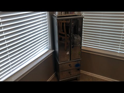 Tour of My NEW Hayworth Jewelry Armoire + Channel UPDATE Must Watch!