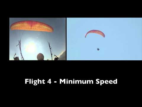 Paragliding SIV Course - Double Camera (Full 9 flights)
