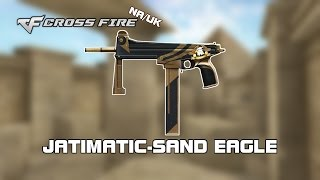 CF NA/UK Jatimatic-Sand Eagle review by svanced