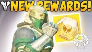 Destiny 2: NEW EVENT LOOT & EXOTICS! Season Rewards, Update Changes, Clarion XP & Sandbox Patch