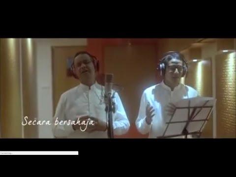 Anies-Sandi Duet Rekaman Lagu 'Rindu Rasul'