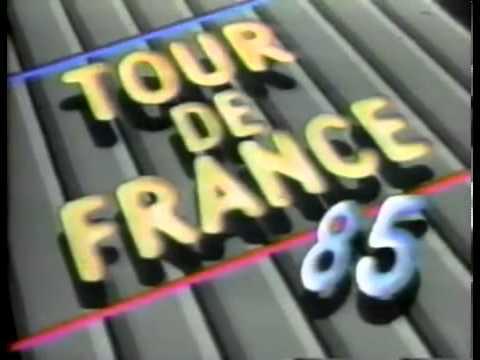 Tour de France 1985 La Vie Claire