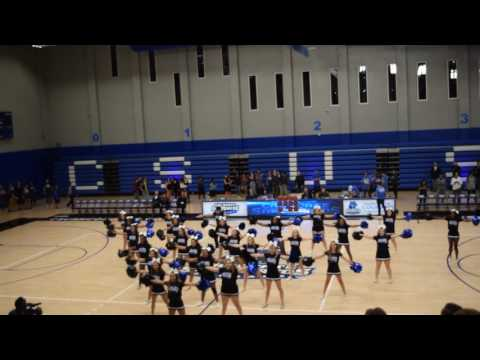 Cal State San Marcos Cheer 2016-2017 Cougar Madness