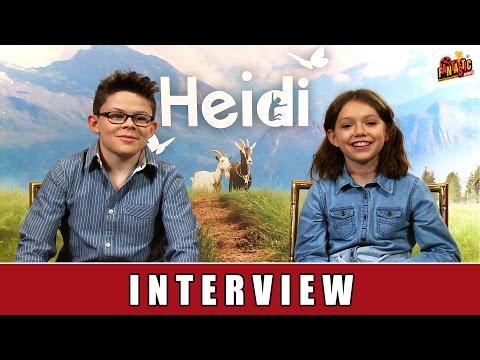 Heidi - Interview | Anuk Steffen | Quirin Agrippi