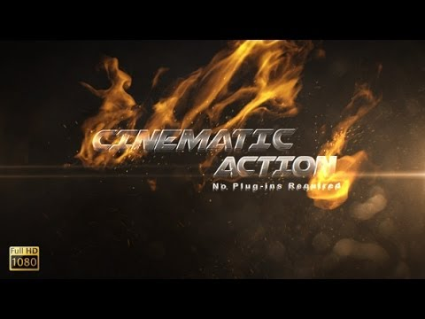 how to make a cinematic video animated