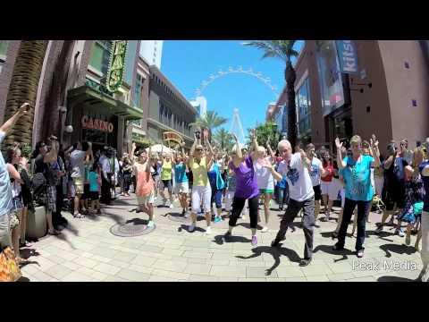 2015 Ice Capades Flash Mob