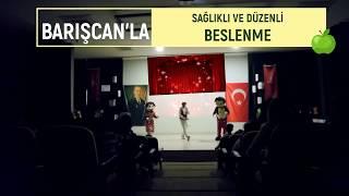 Barışcan'la Dengeli Ve Sağlıklı Beslenme Animasyonu / Mektebim Koleji Diyarbakır