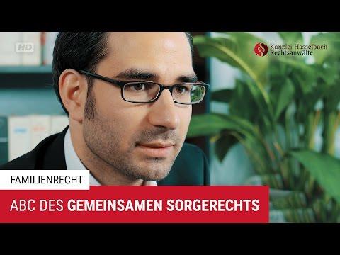 Das ABC des gemeinsamen Sorgerechts: Wer bestimmt Was? – Kanzlei Hasselbach