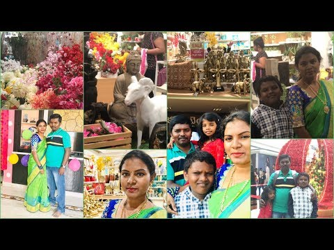 #DIML December 25th Christmas Celebration Vlog/#AMB Shopping Mall Visited with Family/Amulyaskitchen