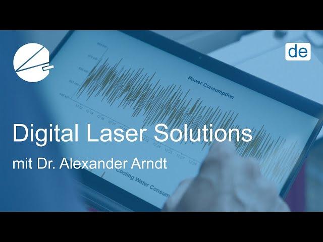 Digital Laser Solutions - Industrie 4.0 DE