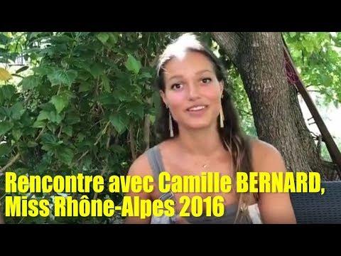 sem35   27 Aôut   Rencontre avec Camille BERNARD, Miss Rhône Alpes 2016