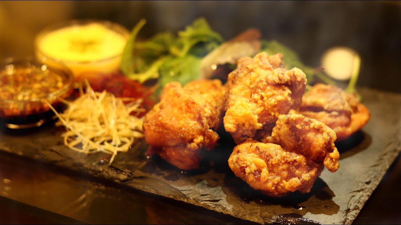 【ASMR】サクサク 鶏の唐揚げの作り方