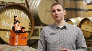 Allagash Brewing Company Introduces Allagash Saison