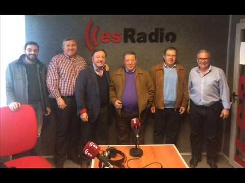 CAPATACES DE SEVILLA EN ES RADIO (106.9 FM)