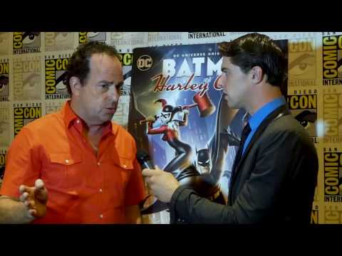That's My Entertainment Interviews Loren Lester From Batman and Harley Quinn