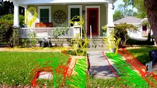 Virtual Landscape Makeover Jacksonville, FL - P. Allen Smith Classics