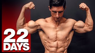"22 Days to ""BIGGER"" Muscles (GUARANTEED!)"