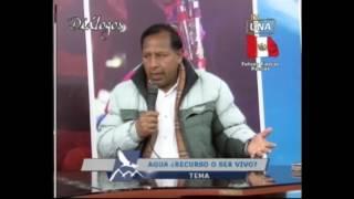 "TV IDECA: Programa 11 – ""Agua: ¿Recurso o Ser Vivo?"""