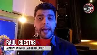 Raúl Cuesta - Administrativo de carreras del CRES // Radio Cero