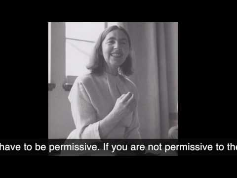 Being Permissive – Charlotte Selver