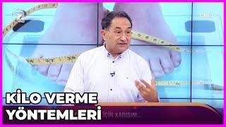 Doğal Yollarla Kilo Verme Yöntemleri - Dr. Feridun Kunak Show | 29 Nisan 2019