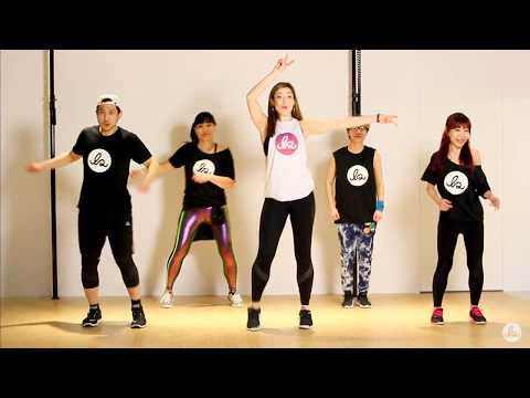 Zumba®  with Katie Moves Taipei ~~  Portugal. The Man- Feel It Still
